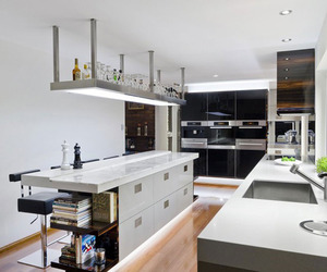 Modern Kitchen in Australia by Darren James