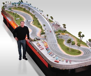 Luxury & Custom Slot Car Raceways