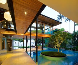 Luxury Fish House in Singapore