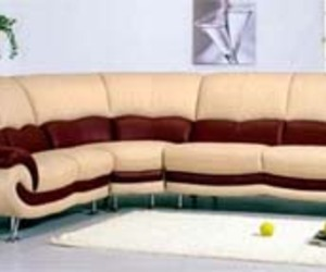 Luxury Leather Sofa Design for Living Room Furniture