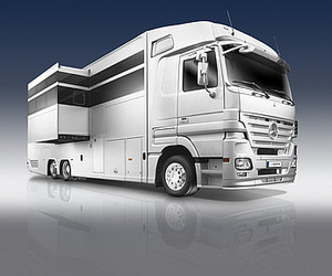 Luxury Motorhome by Ketterer