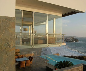 Luxury Peruvian beach home