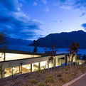 Luxury retreat overlooking Lake Wakatipu