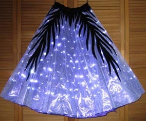 Luxury Skirts which Sparkling by Elizabeth Courtney Costumes