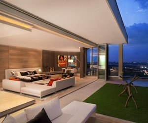 Luxury Triplex Penthouse in Johannesburg