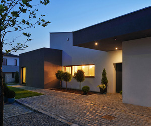 M house in Poland by RS+ Robert Skitek