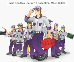 Mac ToolBox – 12 high performance power pack utilities