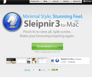 Mac Web Browser for Minimalists