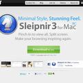Mac Web Browser for Minimalists