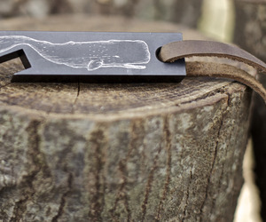 Machined Steel Bottle Opener