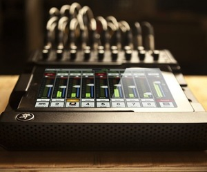 Mackie iPad Controlled Mixer