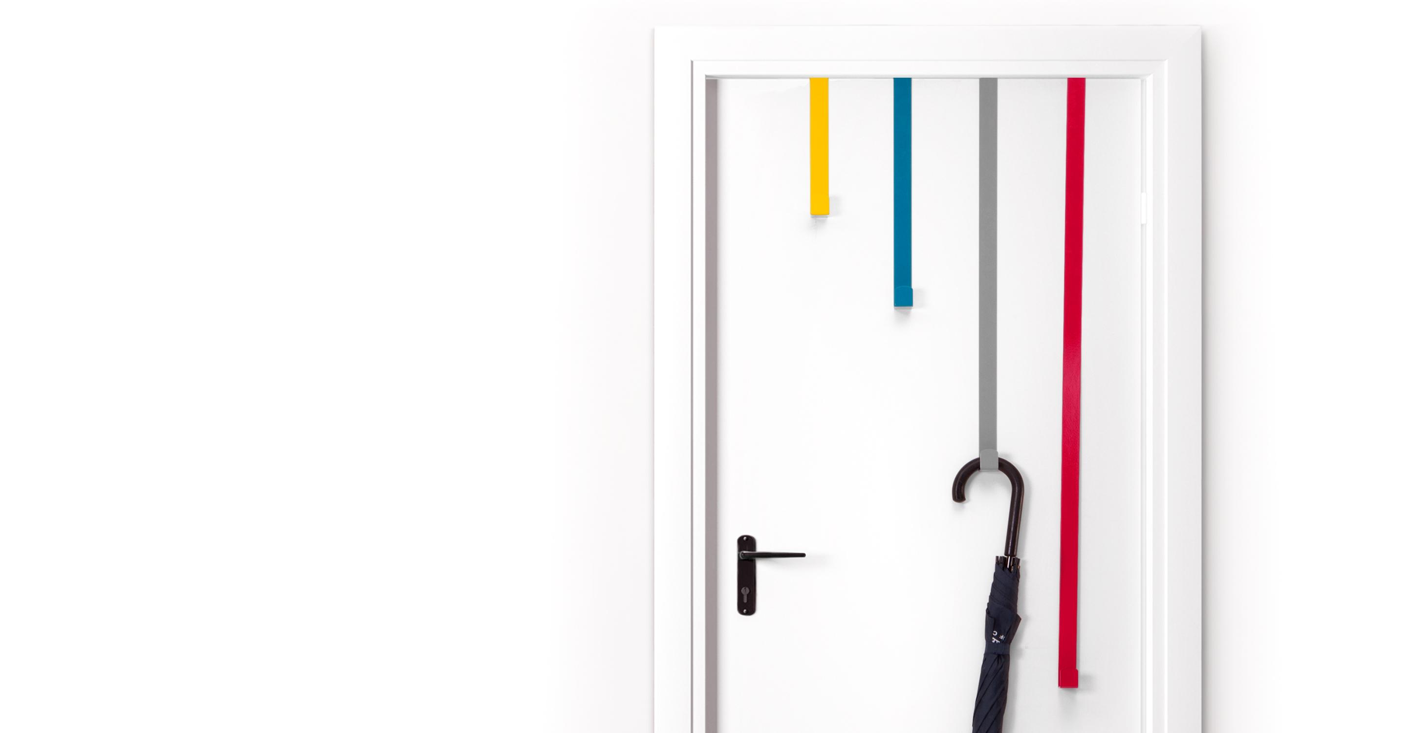 sc 1 st  Materialicious & A Little Bit OTT - Designer Door Hooks