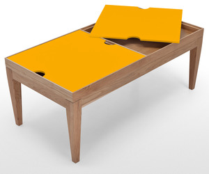 Dorig Coffee Tables with Colors That Pop : MADE.COM