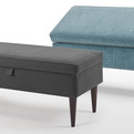 MADE.COM - Etienne Collection, Upholstered Storage