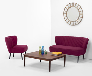 Retro Contemporary - Jersey Seating Collection:MADE.COM
