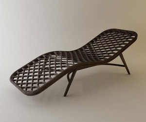 Madu Lounger by Abie Abdillah