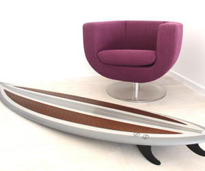 Surf and Style Alert! Mafi Surboard by Tim Bessell