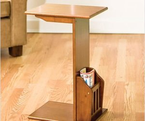Magazine Snack Table from Southern Enterprises