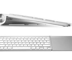 Magicwand | Connects magic trackpad to apple keyboard
