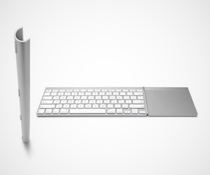 MagicWand Connects Magic Trackpad to Wireless Keyboard