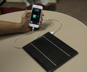 Magma: Solar Device Charger