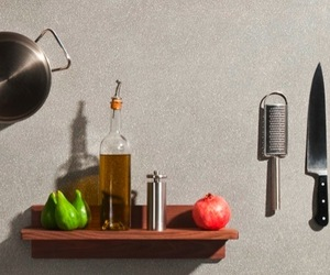 Magic Wall, Magnetic Wall Kitchen Storage