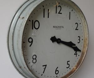 Magneta Factory Clock