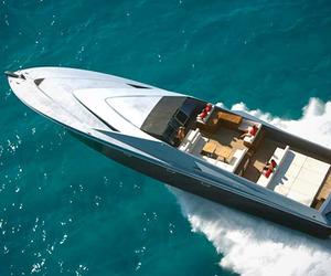 Magnum Marine 80 Speedboat | by Pininfarina