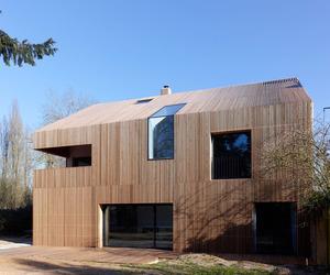 Maison 2G by Avenier Cornejo Architectes