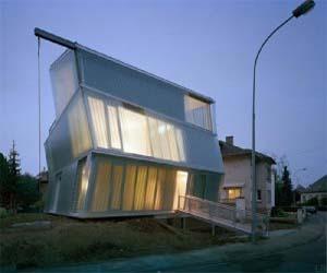 Maison Go by Périphériques architectes in Thionville, France