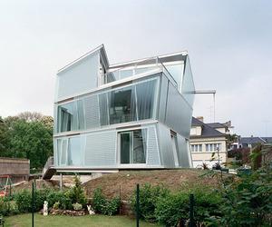 Maison Go by Périphériques architectes