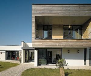 Maison P+C by Atelier Alassoeur Architecture
