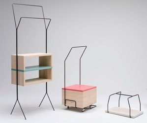 'Maisonnette' Furniture Collection by Simone Simonelli