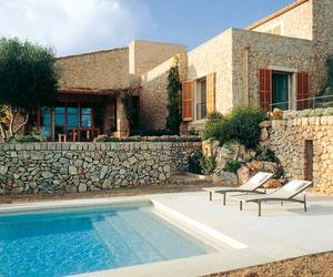Mallorca Country House by Architect Antoni Esteva
