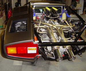 Man Builds Lambo From Scratch