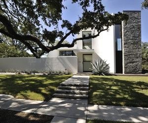 Mandell Street House by Allen Bianchi Architects