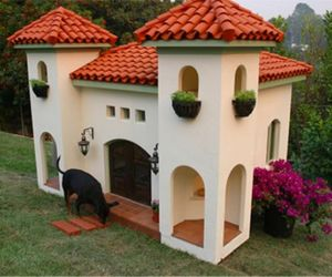 Man's Best Friend Lives In Luxury | Dog Houses