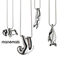 Manymals - Sterling Silver JewelryThat Benefit Wild Aid