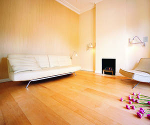 Maple Flooring by Ebony and Co