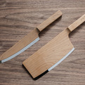Maple Knife Set by The Federal Co
