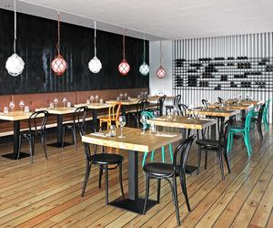 MAR restaurant in Reykjavík by HAFstudio