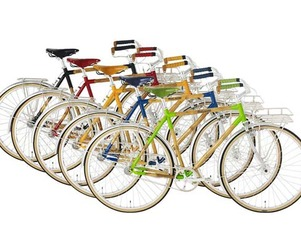Marc Jacobs x Panda Bicycle Limited Edition Collection