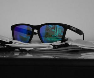 Mariener Melange Black|Ocean Sunglasses