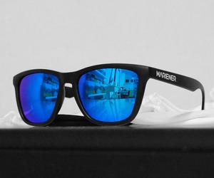 Mariener Melange Black|Sky Sunglasses