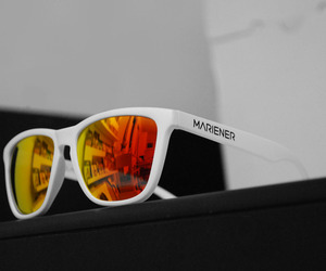 Mariener Melange White|Orange