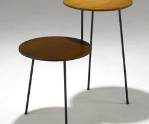 Mario Del Fabbro prototype side tables