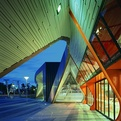 Marion Cultural Center by ARM Architects