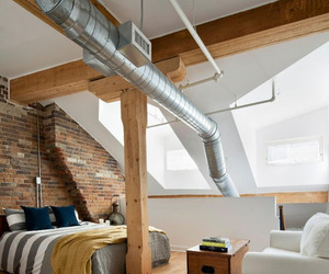 Market Penthouse Loft | Rad Design Inc.
