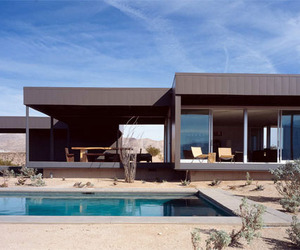 Marmol Radziner's Prefabricated Desert Home for Sale