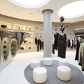 Marni Boutique Interior Design in Las Vegas